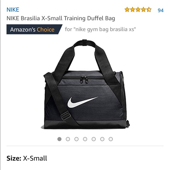 83951a347698 Nike Brasilia XS Training Duffle Bag   gym bag